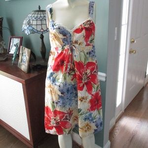 Tommy Bahama Swim Cover Up Floral XS